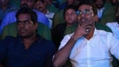Dhanush at Maari 2 event: There is one and only Yuvan