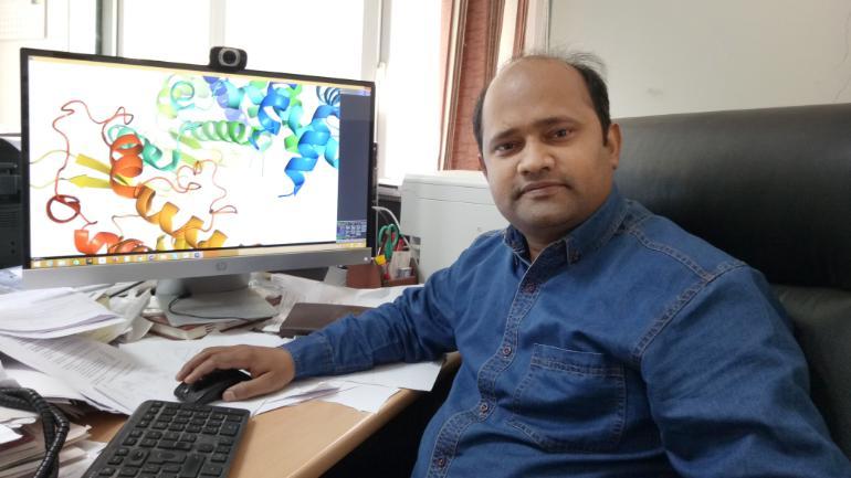Zika virus, iit mandi, biotechnologist award, iit mandi professor, Dr Rajanish Giri