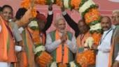 No Bharat Mata Ki Jai to begin rallies: Modi calls it a Congress fatwa
