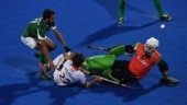 Germany trumped Pakistan to a solitary goal