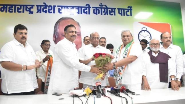 Former Maharashtra minister, BJP leader Prashant Hiray joins NCP