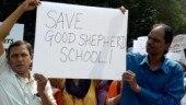 Good Shepherd School playground faces threat from Chennai metro rail
