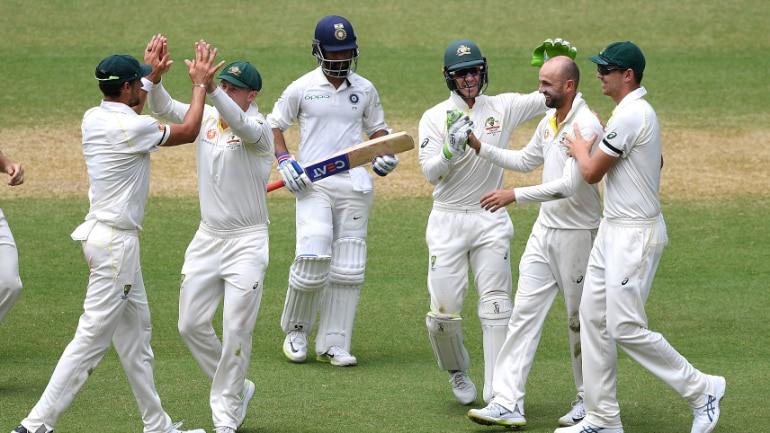 1st Test, India vs Australia, Day 5