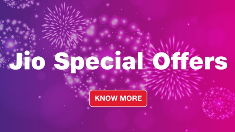 Jio Happy New Year offer with 100 per cent cashback sounds