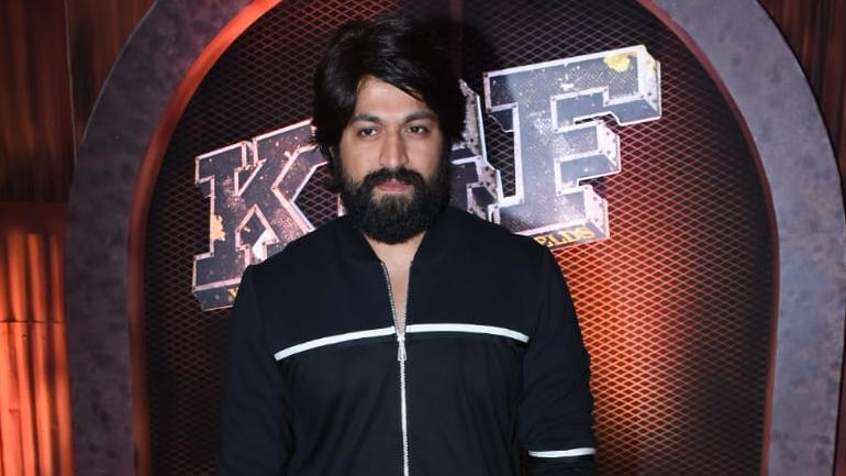 Kannada actor Yash