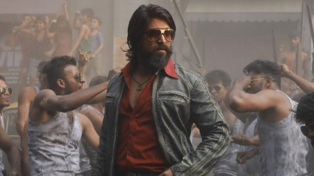 Kgf Chapter 1 Movie Review Sloppy Writing Spoils Yashs Intriguing