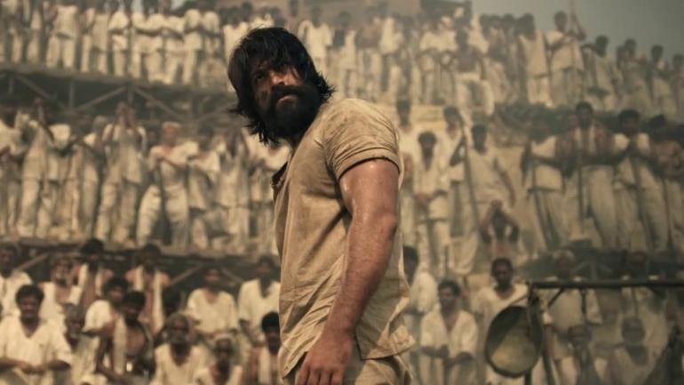 Kgf Box Office Collection Day 2 Yash Film Dominates The Ticket
