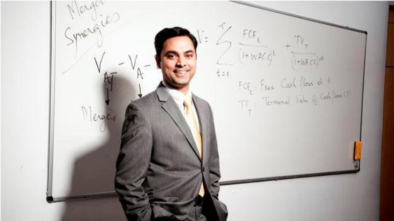 Krishnamurthy Subramanian appointed CEA