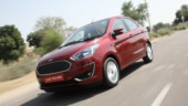 Ford Figo Aspire First Drive Review: Renewed Aspirations