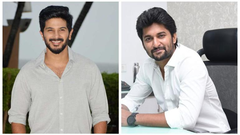 Dulquer Salman S Gemini Ganeshan Look Is Impressive The: Nani And Dulquer Salmaan To Join Hands With Mohan Krishna