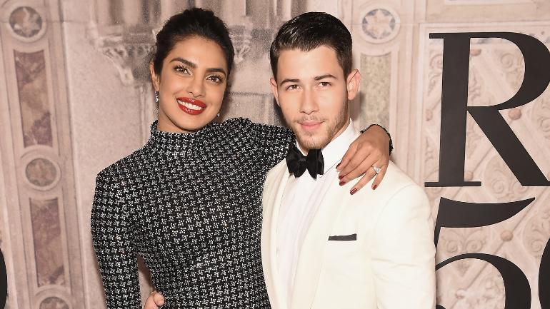 Nick Jonas and Priyanka Chopra are husband and wife now.