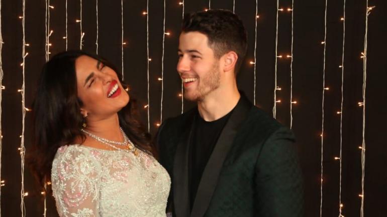 All inside photos, videos from Priyanka Chopra- Nick Jonas reception