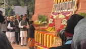 Modi pays tribute to 2001 Parliament attack martyrs