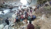 Jammu and Kashmir: 11 dead after bus falls in gorge in Poonch district