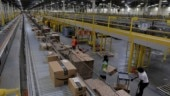 Robot releases bear repellant inside Amazon warehouse, 24 workers end up in hospital