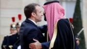 I am worried: Macron tells Saudi prince over Khashoggi's murder