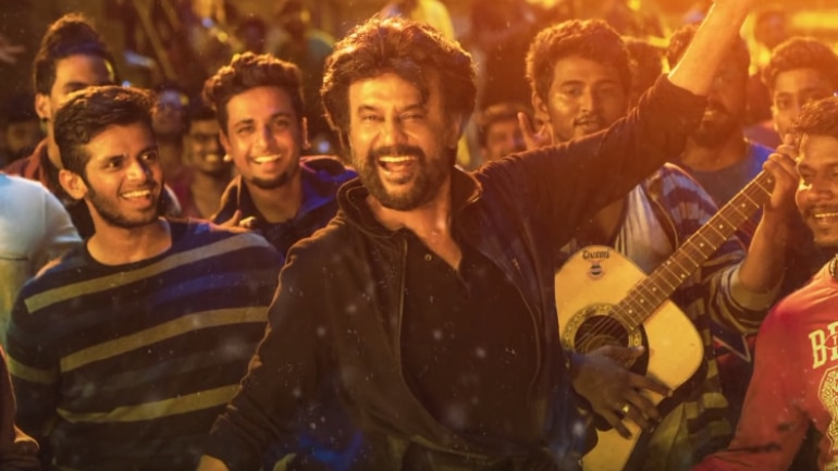 Ullaallaa From Petta Out Anirudh Treats Rajinikanth Fans To A Peppy