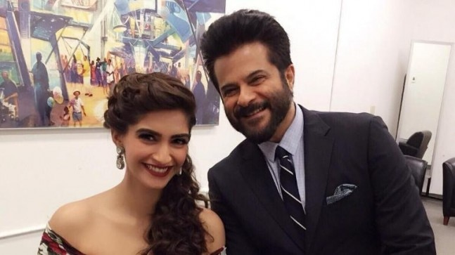Anil Kapoor celebrates the huge ovation for 24 - Bollywood ...