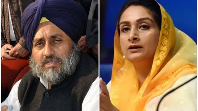 Jojo goon tax remark: Badals slapped with Rs 10 crore defamation case
