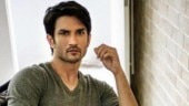 Sushant Singh Rajput gets clicked with Sourav Ganguly, shares photograph on Twitter: See Pic