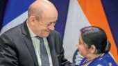 No talks on Rafale during Indo-French meet