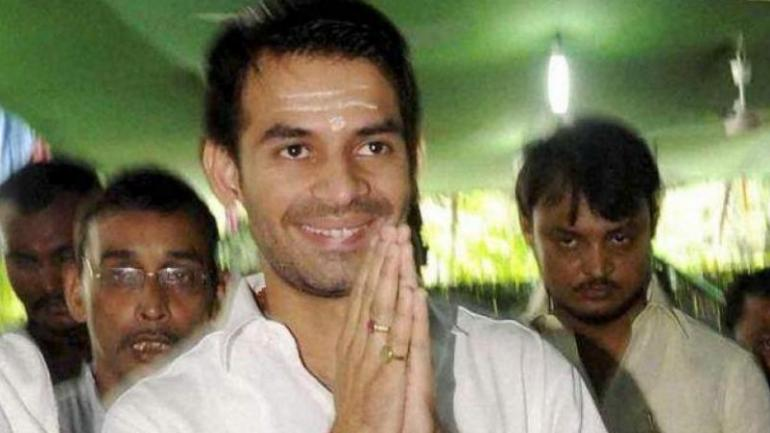 Tej Pratap wants a separate bungalow