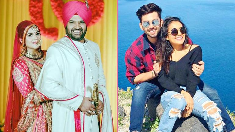 Tv Newsmakers Kapil Sharma Ties The Knot Neha Kakkar Breaks Down On Indian Idol 10 Sets Post Break Up Television News