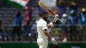 Virat Kohli 3rd captain in Test history to score 1000 away runs in a calendar year