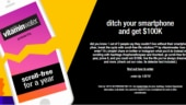 Win Rs 72 lakh for not using your smartphone for a year