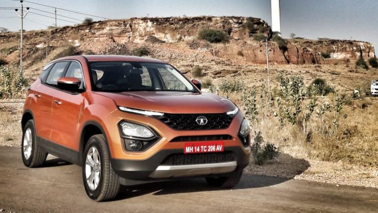 The Tata Harrier will come with a host of safety equipment like a terrain response system, ABS with EBD, Electronic Stability, different driving modes, all-wheel drive (top-spec), and independent suspension control.