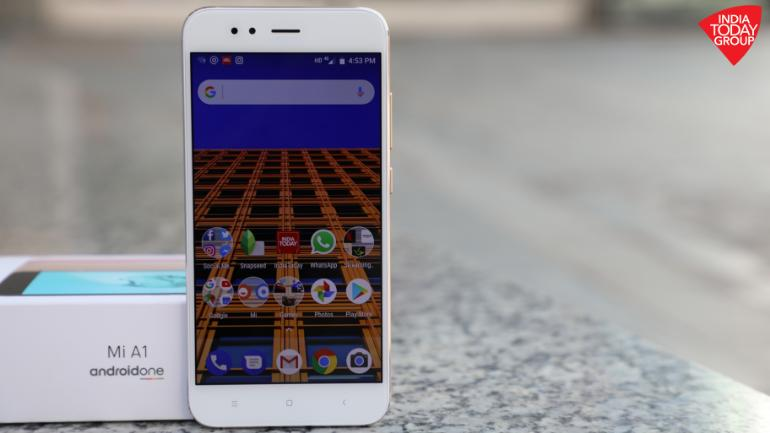Xiaomi Mi A1 Android Pie update rolling out globally, users report