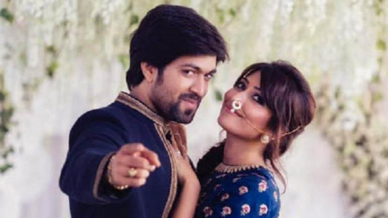 Kannada Actors Radhika Pandit And Yash Become Parents To Baby Girl