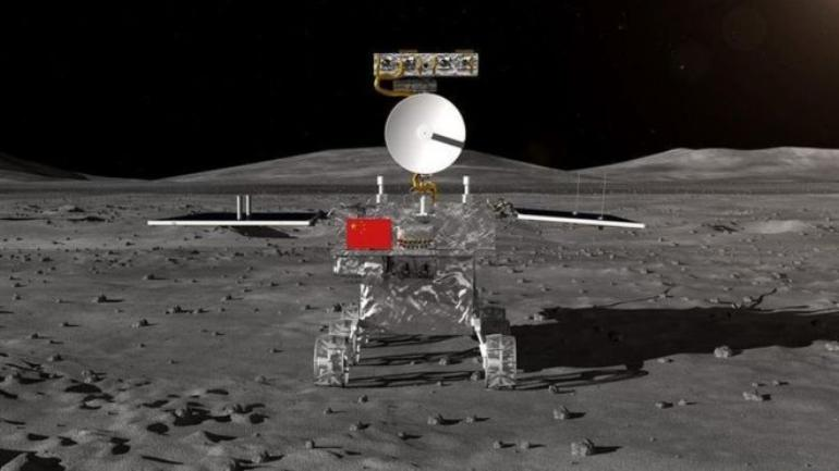 China's successfully launches mission Chang'e-4 lunar probe to become a super power