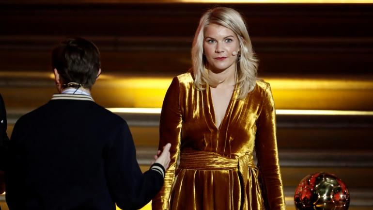 Ballon d'Or proves sexism is still very much alive in soccer