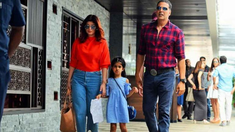 Akshay Kumar doesn't like his kids getting clicked by paparazzi.