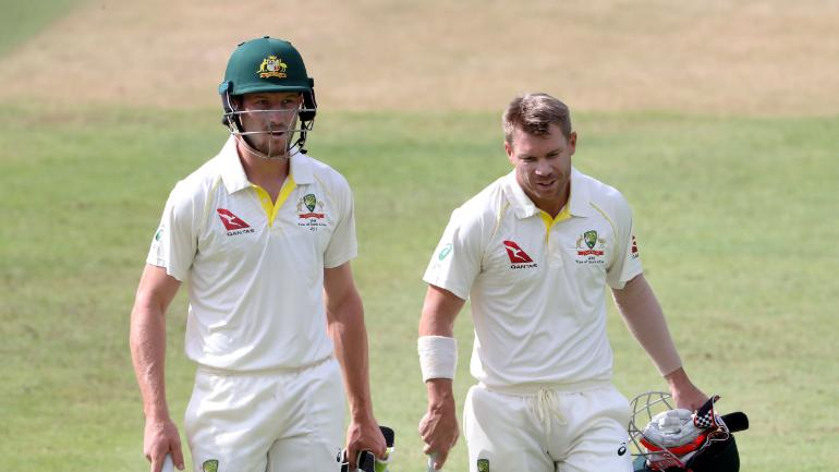 Ball Tampering Scandal Warner Suggested Me To Carry Out The