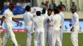 Bangladesh thrash West Indies for their biggest ever victory in Test cricket