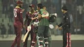 Mirpur ODI: Mortaza, Mushfiqur fire Bangladesh to 5-wicket win over West Indies