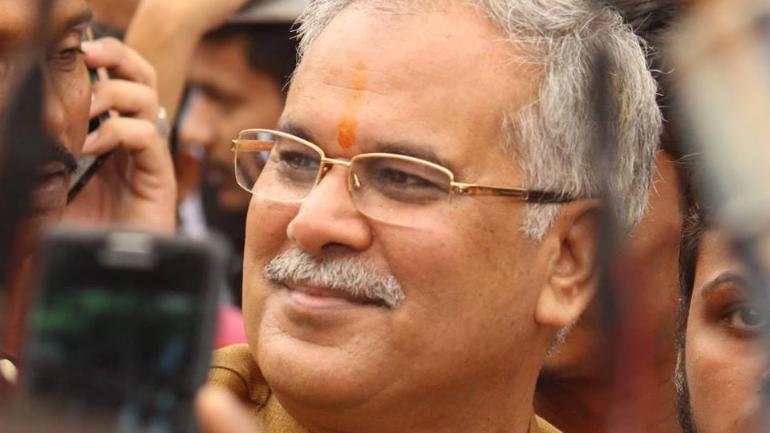 Chhattisgarh new CM Bhupesh Baghel
