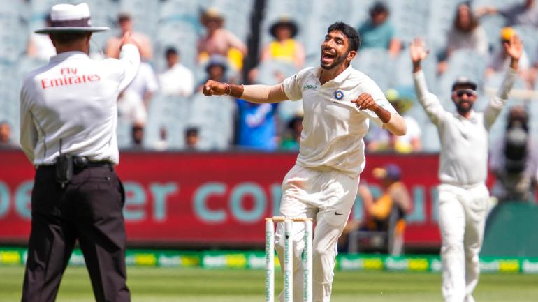 Bumrah rips through Australia, India on top despite 2nd innings collapse
