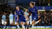Chelsea hand Manchester City first defeat of season, Salah hat-trick fires Liverpool top