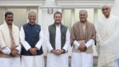 Rahul posts photo with Chhattisgarh CM contenders, but decision delayed over lack of consensus