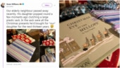 Old man buys 14 Christmas gifts for neighbour's daughter before dying. Internet can't stop crying