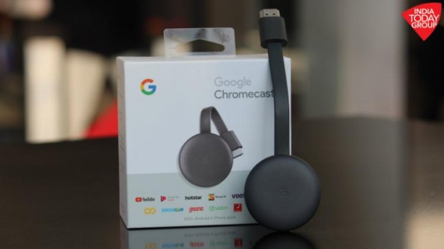 Google Chromecast 2018 Review Minor Upgrade And