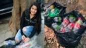 This 16-year-old girl is turning plastic bottles into warm clothes for the poor