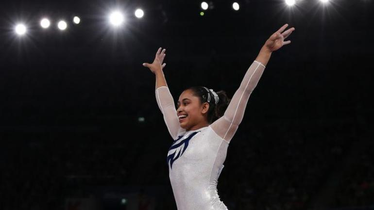 Dipa Karmakar finished 5th in artistic gymnastics at the 2016 Rio Olympics (Reuters Photo)
