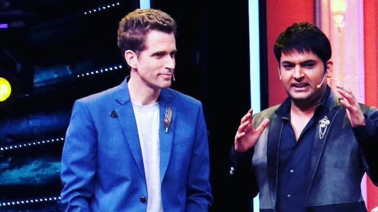 The Kapil Sharma Show: Kapil's Firangi co-star Edward Sonnenblick is
