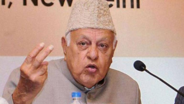 PoK Belongs To Pakistan Kashmir India Says Farooq Abdullah