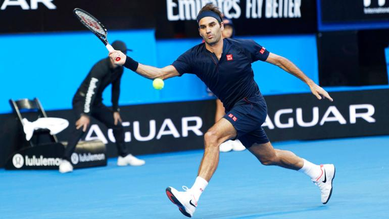 Roger Federer Delighted After Winning Start To New Season At Hopman
