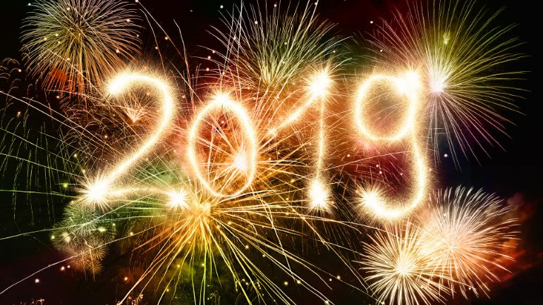 Happy New Year HD Images, Wallpapers, Photos 2019 [Free